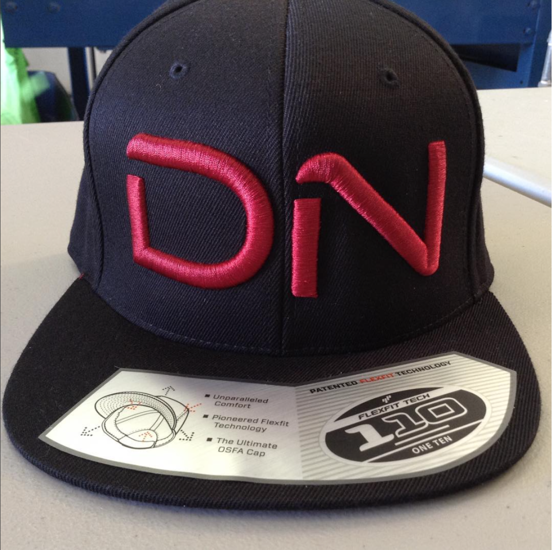 Hat Embroidery | Denovo Nutrition