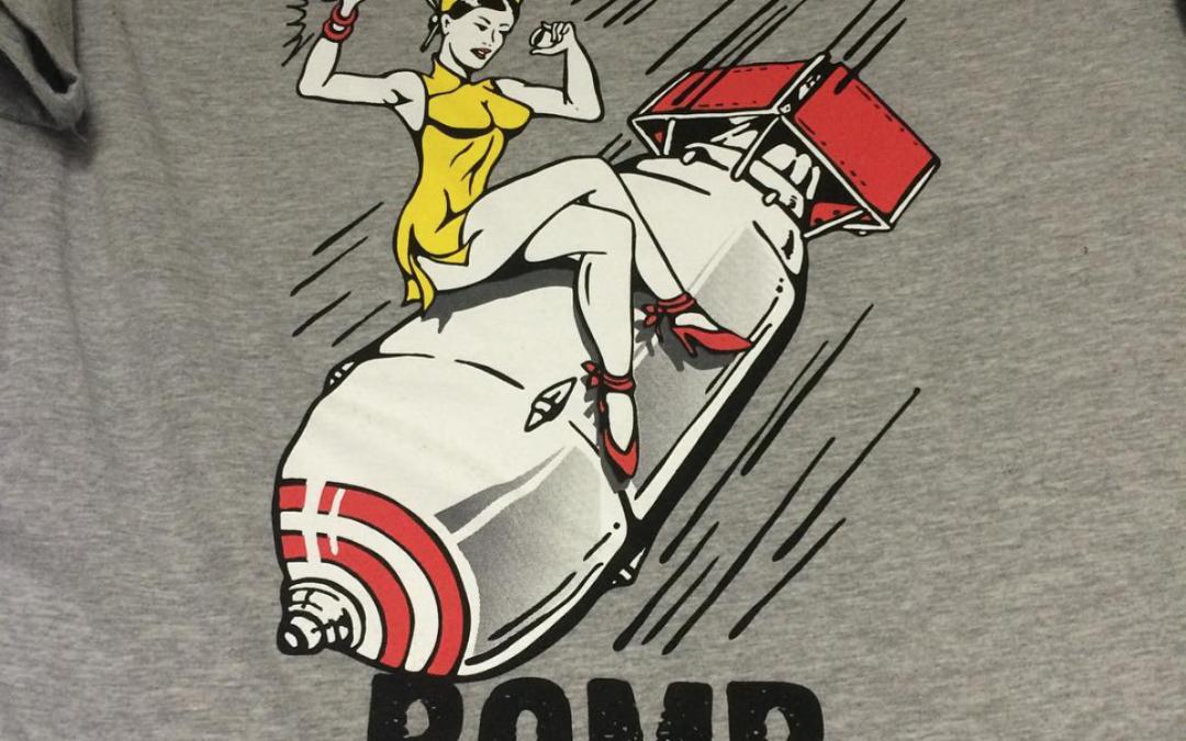 T-shirt Printing   Sake Bomb, St. Petersburg, FL