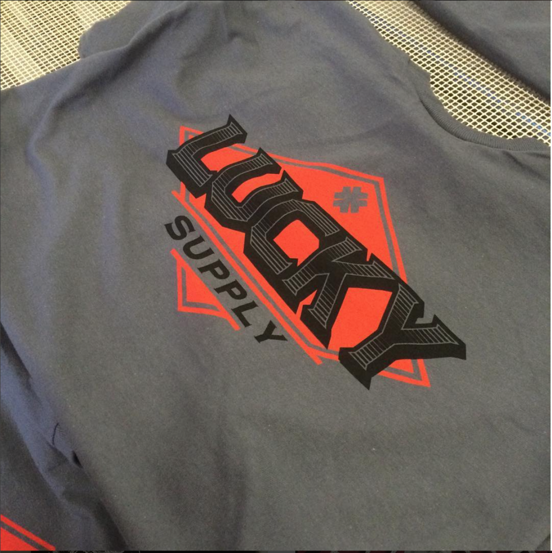 T Shirt Printing | Lucky Supply USA