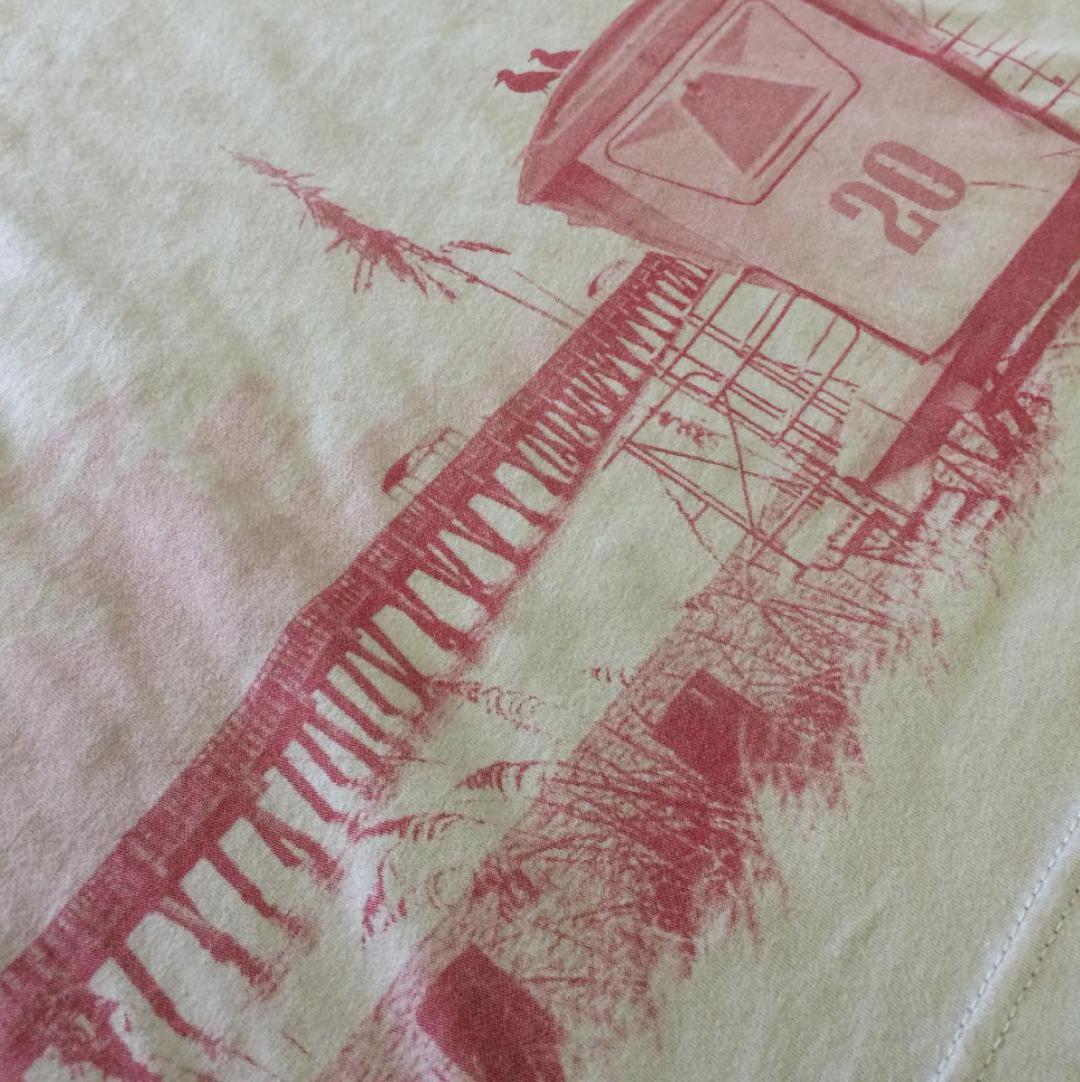 T-shirt Printing | Vintage Style Beach Reunion Tee
